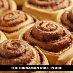 The Cinnamon Roll Place