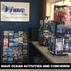 Wave Ocean Activities and Concierge